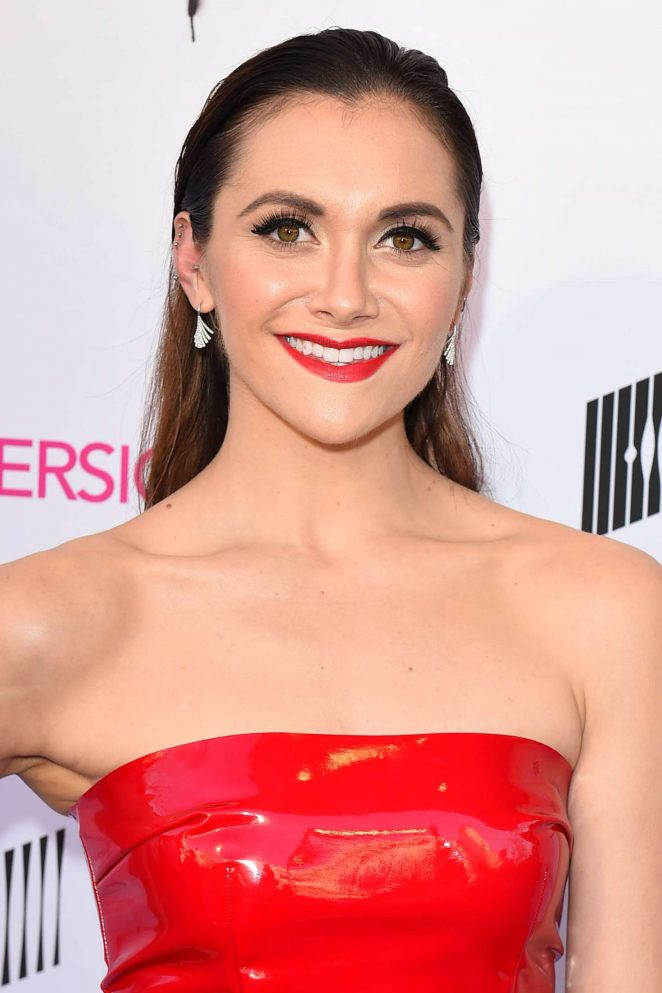 Alyson Stoner - 'Cover Versions' Premiere in Los Angeles