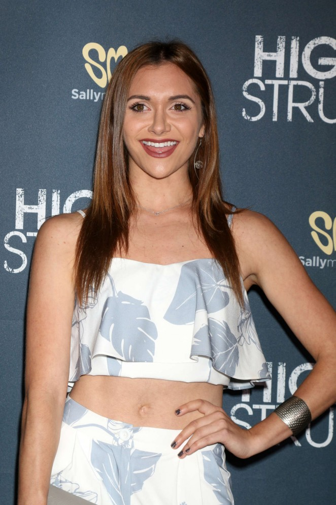 Alyson Stoner - 'High Strung' Premiere in Los Angeles