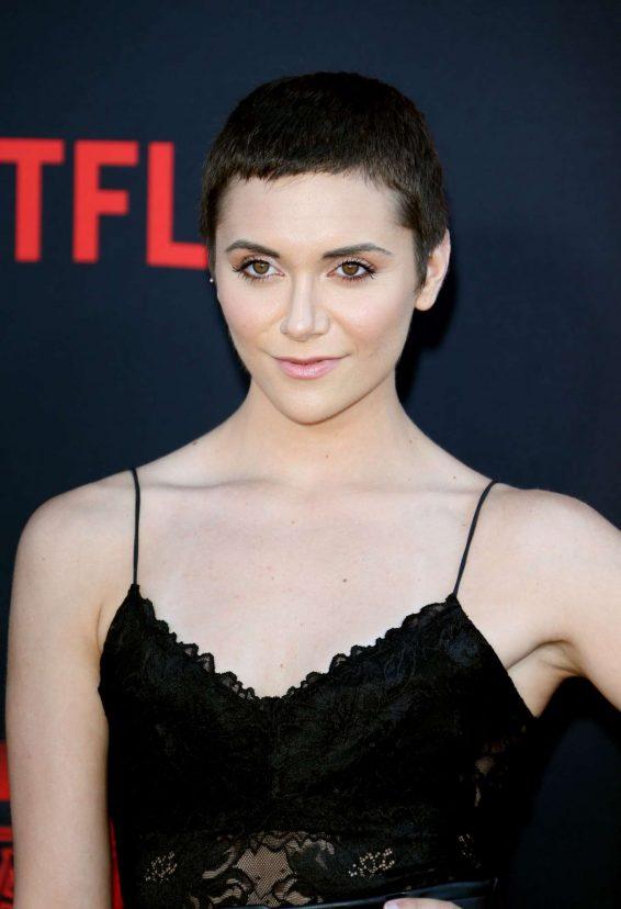 Alyson Stoner - 'Stranger Things' Season 3 Premiere in Santa Monica