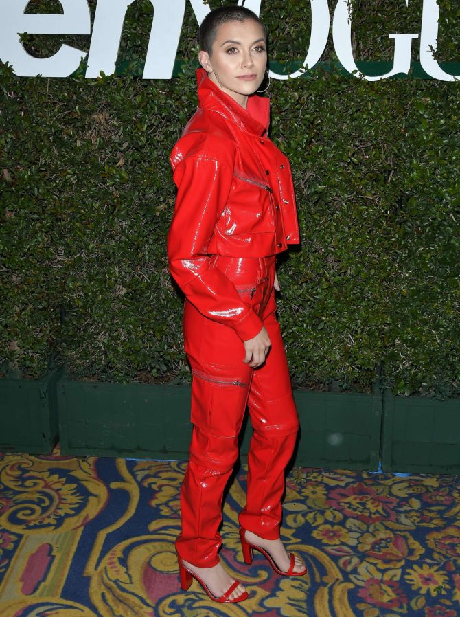 Alyson Stoner - Teen Vogue's 2019 Young Hollywood Party in LA