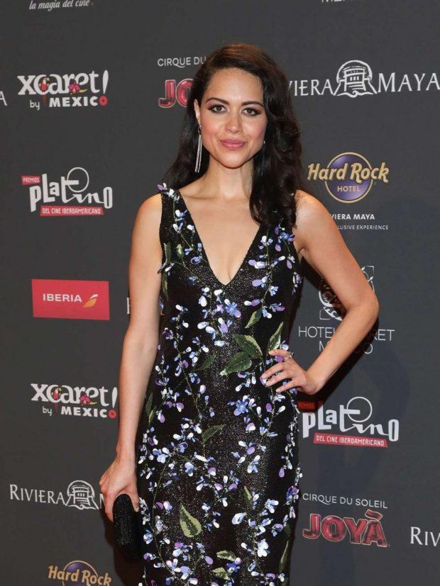 Alyssa Diaz - Premios Platino 2019 in Playa del Carmen