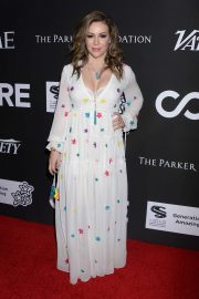 Alyssa Milano - 10th Anniversary Gala Benefiting CORE in Los Angeles