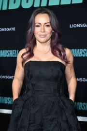 Alyssa Milano - 'Bombshell' Screening in Los Angeles