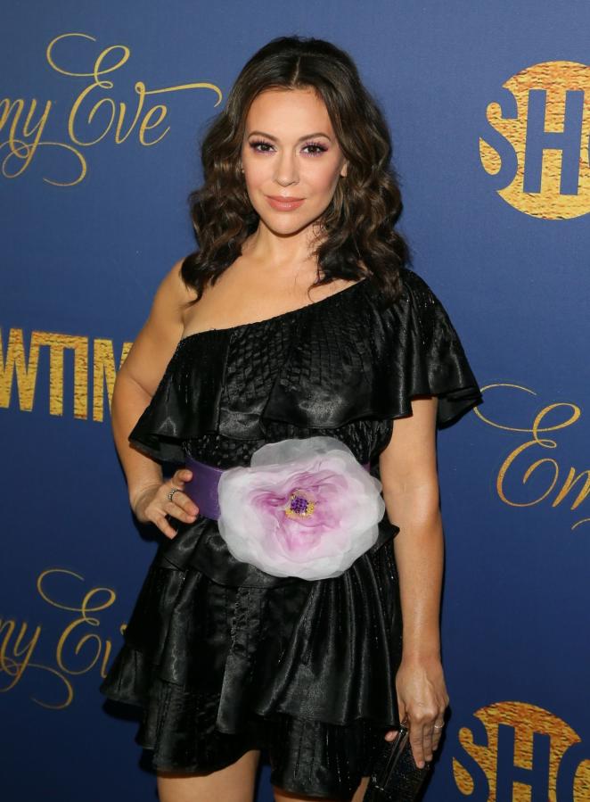 Alyssa Milano Showtime Emmy Eve Nominees Celebration 03 Gotceleb
