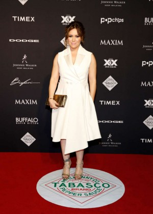 Alyssa Milano - Tabasco Celebrates Bold Moments at The MAXIM Party 2015 in Phoenix