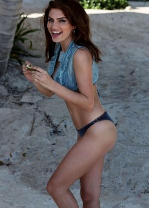 Alyssa Miller - Elle Spain Magazine (June 2015)
