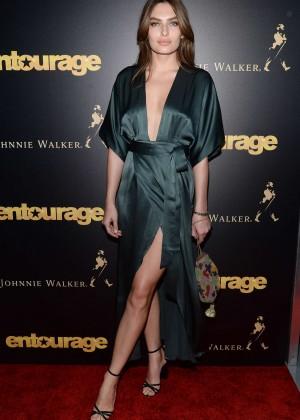 Alyssa Miller: Entourage NY Premiere -01