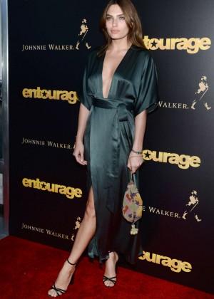 Alyssa Miller: Entourage NY Premiere -02