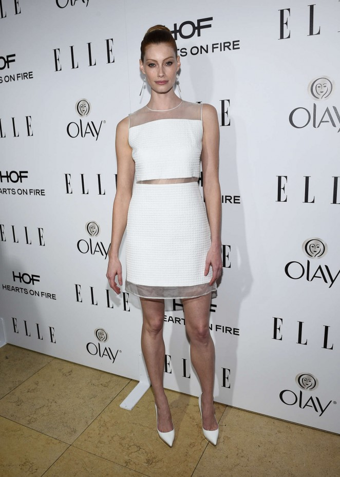 Alyssa Sutherland - ELLE's Annual Women in Television Celebration 2015