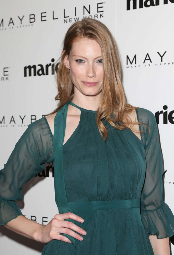 Alyssa Sutherland - Marie Claire Celebrates 'Fresh Faces' Event in LA