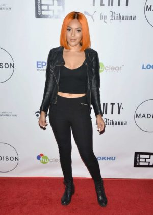 Alyxx Dione – FENTY Puma Launch 2017 in Beverly Hills