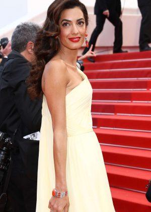 Amal Clooney - 'Money Monster' Premiere at 2016 Cannes Film Festival
