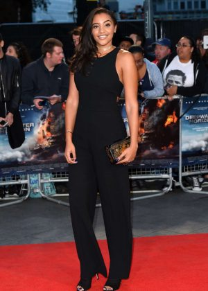 Amal Fashanu - 'Deepwater Horizon' Premiere in London