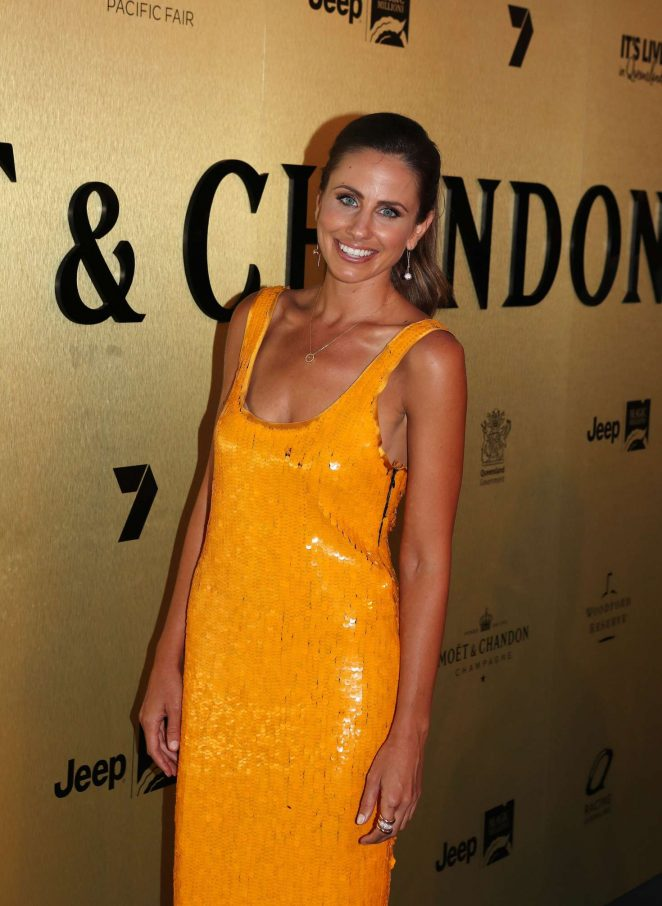 Amanda Abate - Magic Millions Launch Party in Queensland