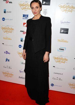 Amanda Abbington - 2017 WhatsOnStage Awards Concert Awards in London