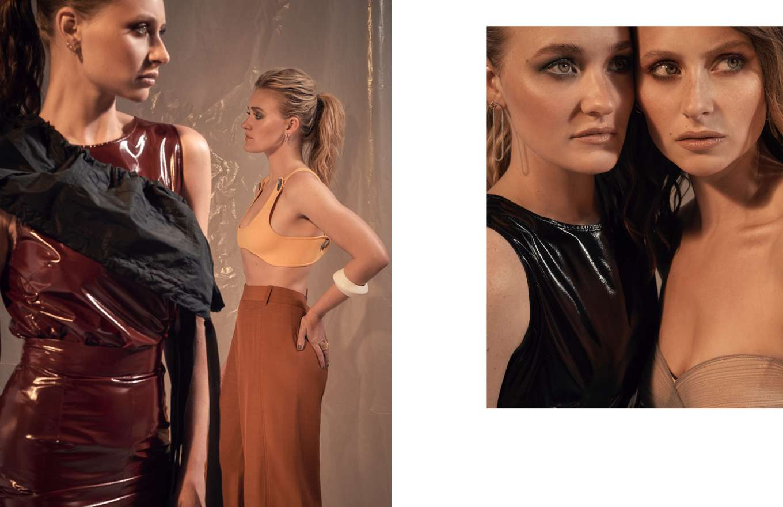 Alyson Michalka 2019 : Amanda AJ and Alyson Aly Michalka – Schon magazine (May 2019)-01