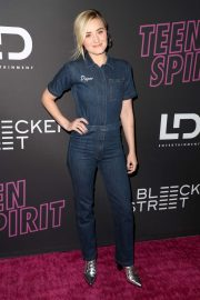 Amanda AJ Michalka - Bleecker Street's 'Teen Spirit' Screening in Hollywood