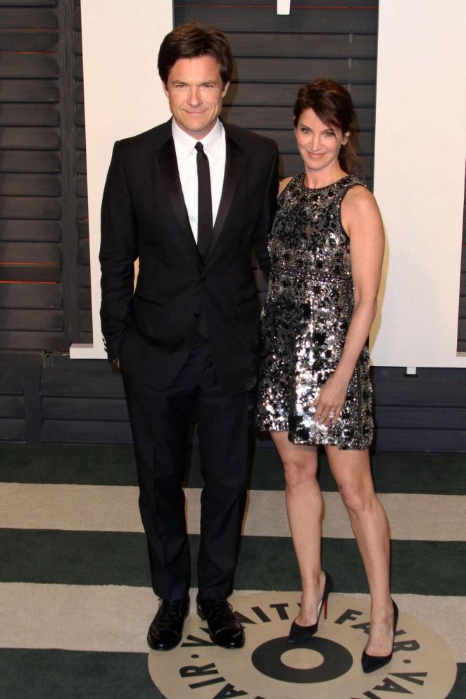 Amanda Anka - 2016 Vanity Fair Oscar Party in Beverly Hills