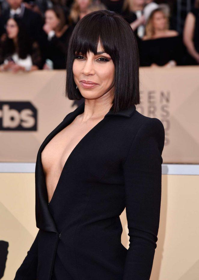 Amanda Brugel - 2018 Screen Actors Guild Awards in Los Angeles