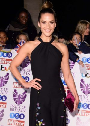 Amanda Byram - 2017 Pride Of Britain Awards in London
