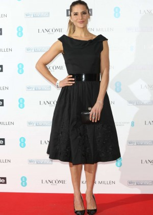 Amanda Byram - EE and InStyle Pre-BAFTA Party 2015 in London