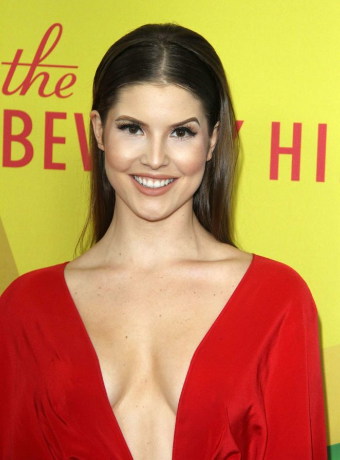 Amanda Cerny – 2017 Streamy Awards in Beverly Hills