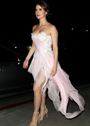 Amanda Cerny - Heading to the Avenue After Party in Los Angeles