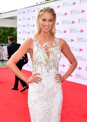 Amanda Clapham - British Academy Television Awards 2017 in London