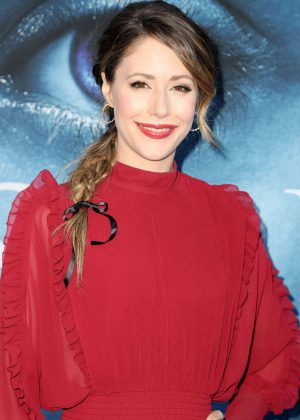 Amanda Crew - 'Game Of Thrones' Season 7 Premiere in Los Angeles