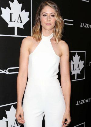 Amanda Crew  - Golden Maple Awards 2016 in Los Angeles