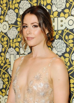 Amanda Crew - HBO Golden Globes Afterparty in LA