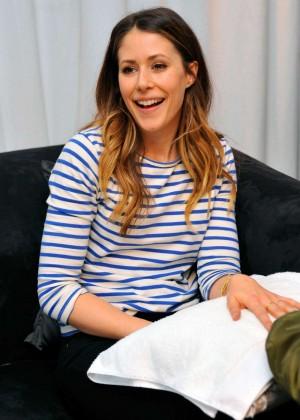 Amanda Crew - HBO Luxury Lounge in Beverly Hills