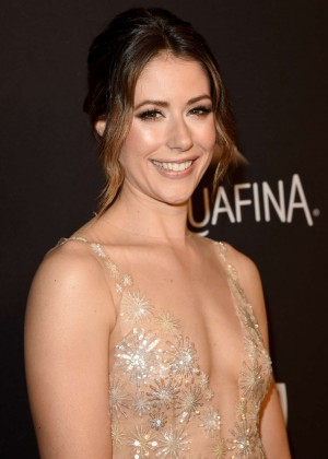 Amanda Crew - InStyle and Warner Bros 2016 Golden Globe Awards Post-Party in Beverly Hills