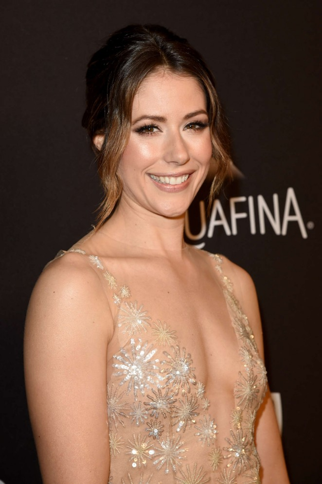 Amanda Crew – InStyle and Warner Bros 2016 Golden Globe Awards Post-Party in Beverly Hills