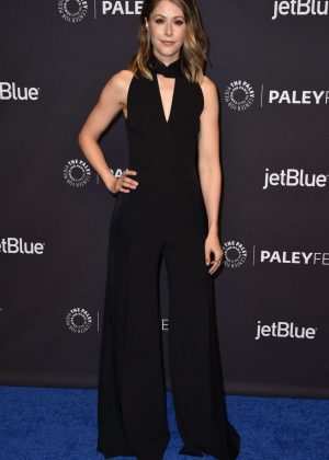 Amanda Crew - Media's 35th Annual PaleyFest LA in Hollywood