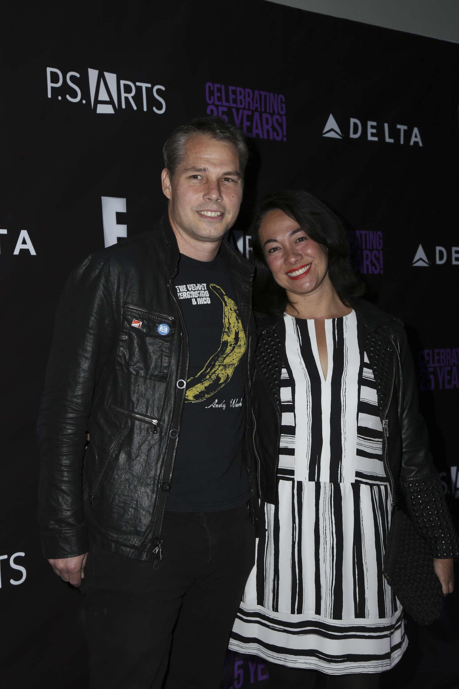 Amanda Fairey - PS Arts the Party in Los Angeles
