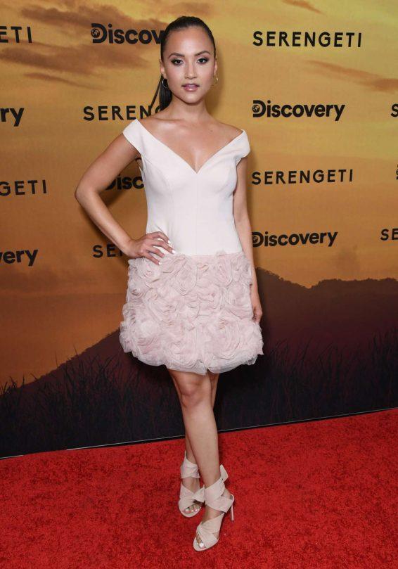 Amanda Grace Benitez - 'Serengeti' Premiere in Los Angeles