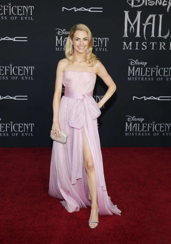 Amanda Hearst - 'Maleficent: Mistress of Evil' Premiere in Los Angeles