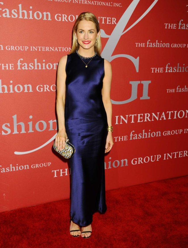 Amanda Hearst - The Fashion Group International 'Night of Stars' Gala in NY