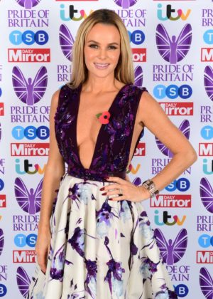 Amanda Holden - 2017 Pride Of Britain Awards in London