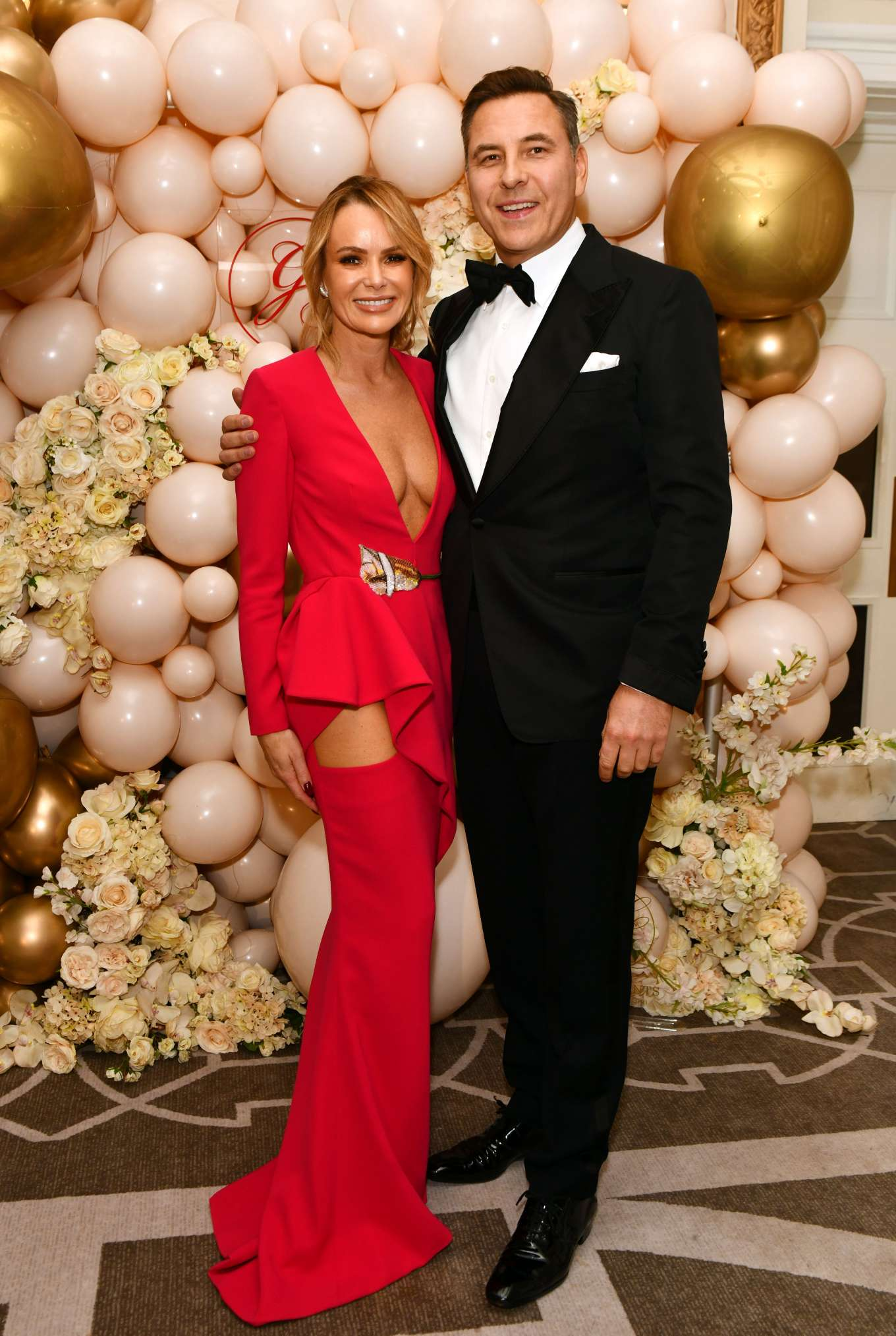 Amanda Holden - 2019 Global Gift Gala at Kimpton Fitzroy in London