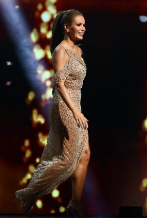 Amanda Holden - 2020 Britain's Got Talent Final