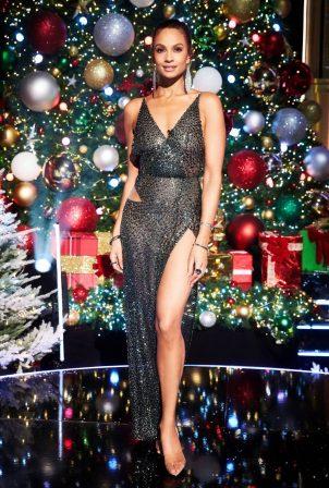 Amanda Holden and Alesha Dixon - Britain's Got Talent: Christmas Special 2020