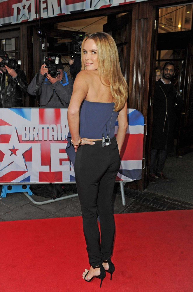 Amanda Holden: Britains Got Talent Auditions -06