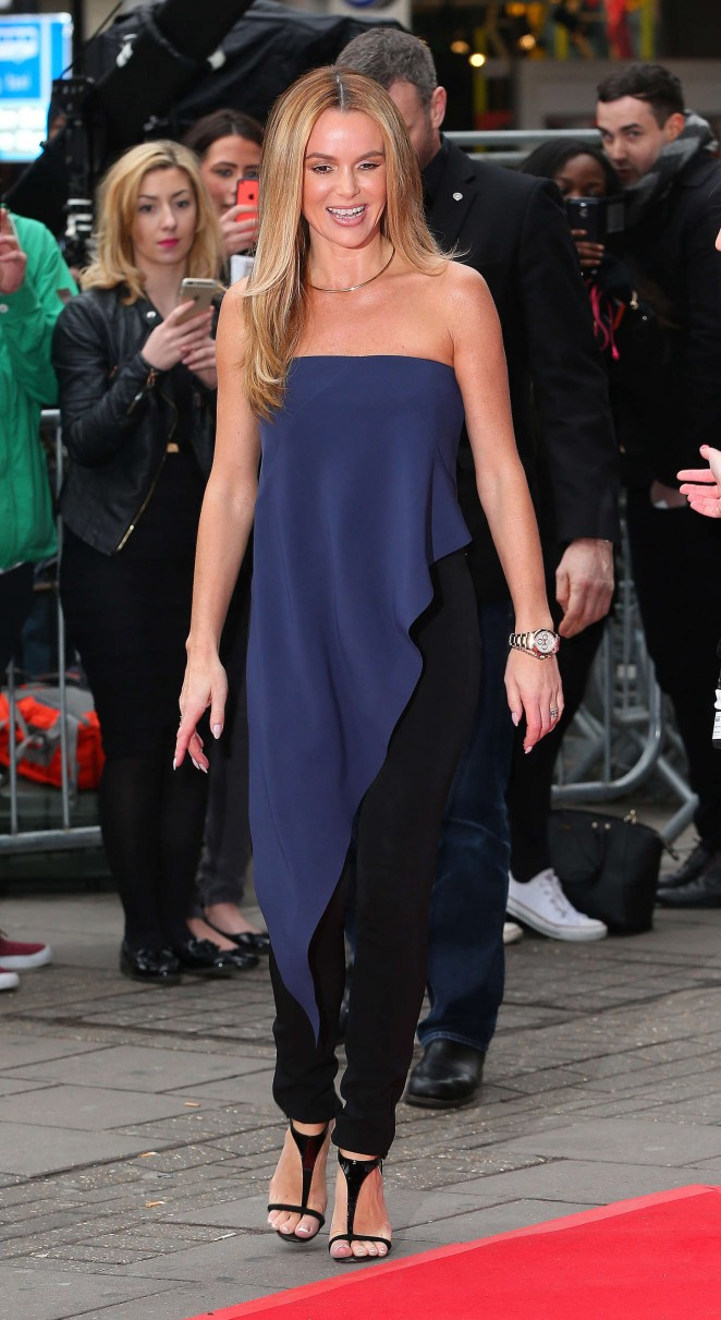Amanda Holden: Britains Got Talent Auditions -11