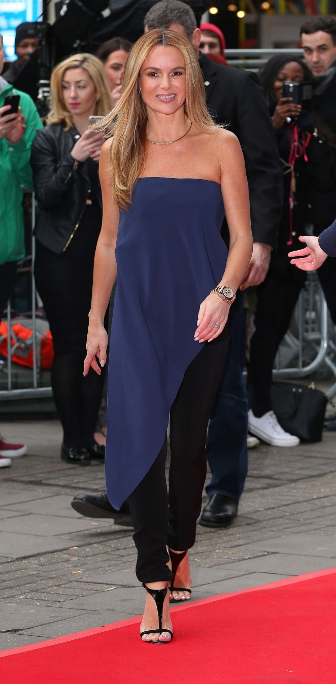Amanda Holden: Britains Got Talent Auditions -18