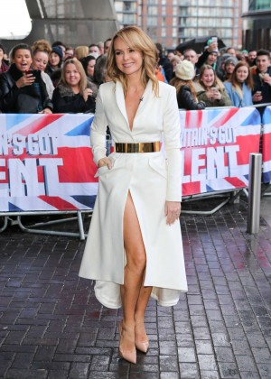Amanda Holden - Britain's Got Talent Auditions 2015 in Manchester