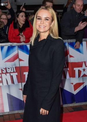 Amanda Holden - Britains Got Talent in Birmingham