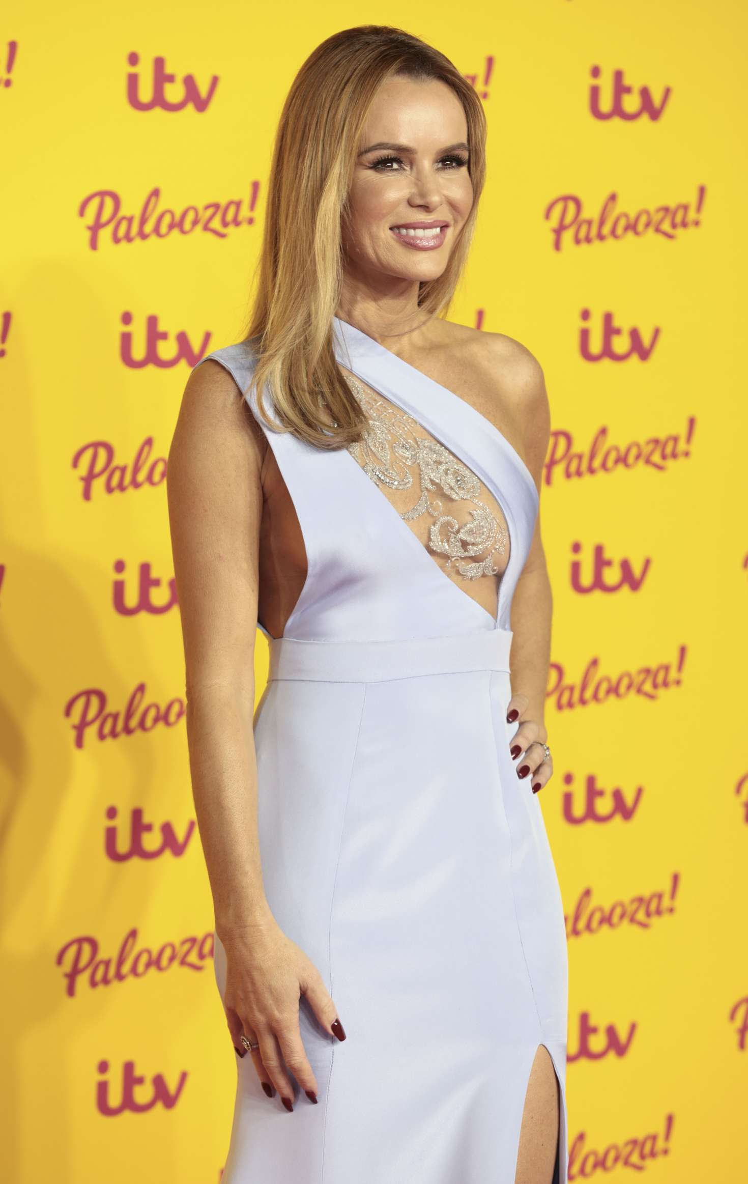 Amanda Holden – ITV Palooza in London