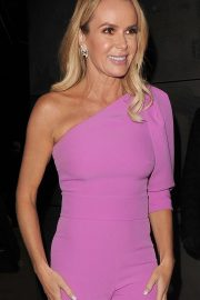 Amanda Holden - Leaves the London Palladium
